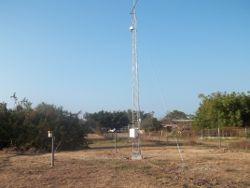 Estación Meteorológica Azuero