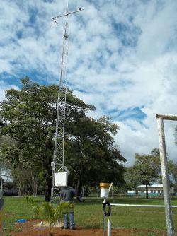 Estación Meteorológica Chiriquí