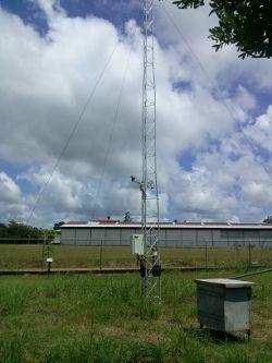 Estación Meteorológica Coclé
