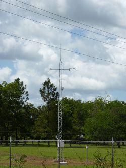 Estación Meteorológica Santiago
